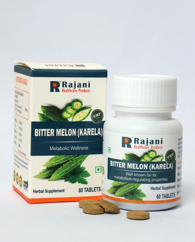 Bitter Melon (Karela) Tablets