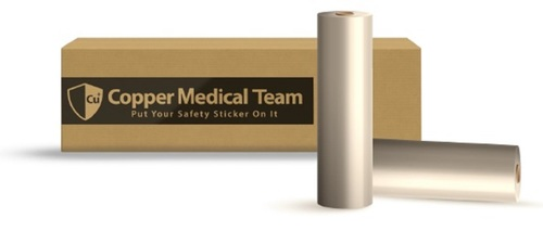 High Grade Copper Antimicrobial Film