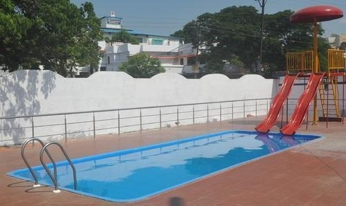 Finely Finished Swimming Pool