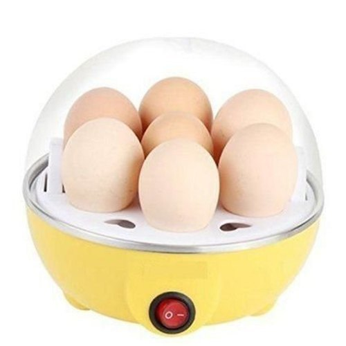 Fossilbeater Electric Automatic Off Stainless Steel Egg Boiler