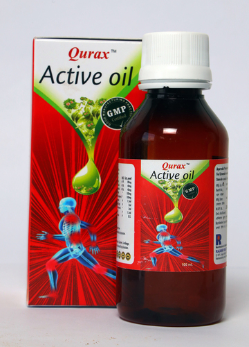 Highly Effective Active Oil