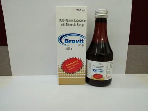 Supermax Brovit Syrup 200ml