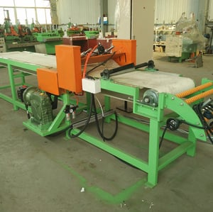 Industrial Rubber Processing Machine