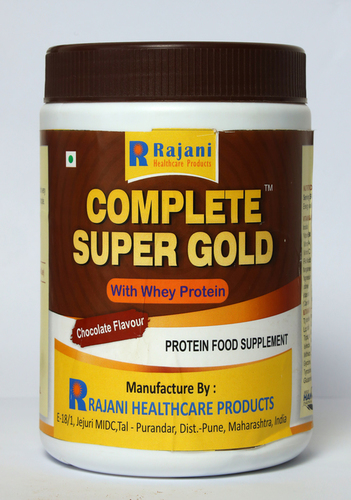 Complete Super Gold Whey Protein Powder