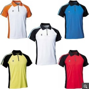 Mens Collared Sports T Shirt