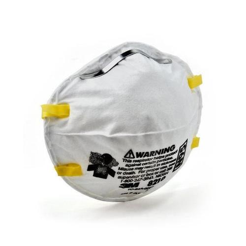 3m 8210 Respirator N95 Face Mask