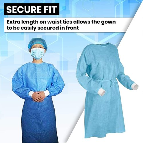 Disposable Isolation Surgical Gown
