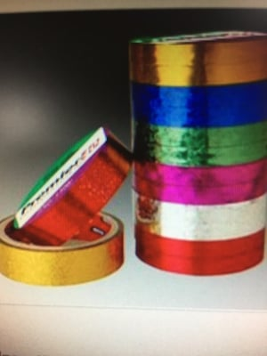 Holographic Adhesive Tape For Packaging