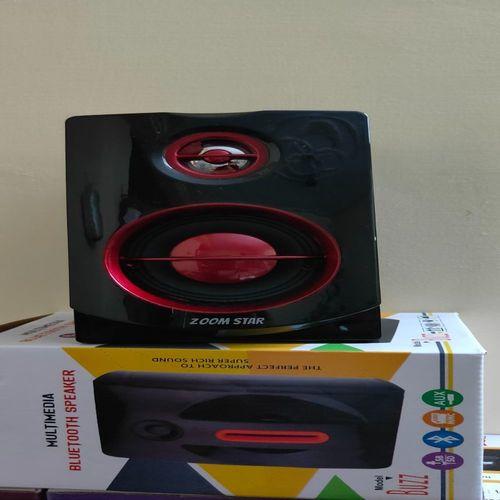 Zoom Star Bluetooth Wireless Rechargble Speaker Buzz