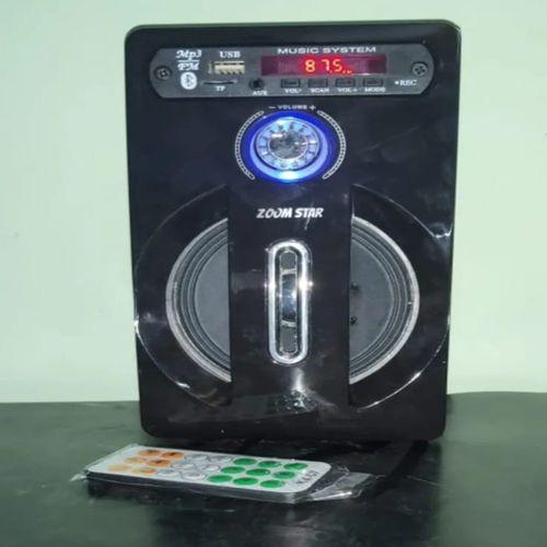 Zoom Star Boss Wireless Speaker Black, 40 W