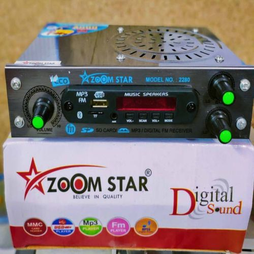 Zoom Star Ipl 35 W Assorted Stereo Wired Home Speaker