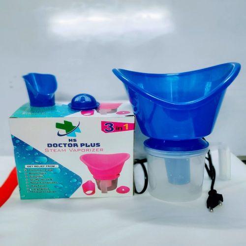 Hs Dr. Plus 3 In 1 Technology Steam Vaporizer, Nose Steamer, Cough Steamer, Nozzle Inhaler And Nose Vaporizer