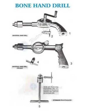 Medical Surgical Bone Drill