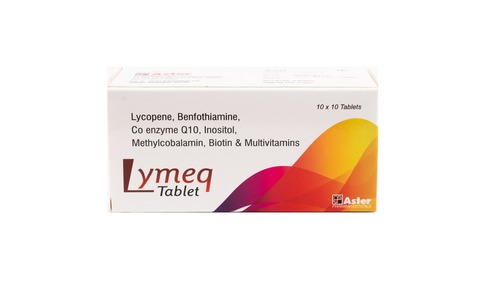 Multivitamin & Antioxidant Tablet