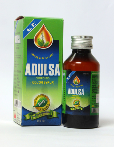 Adulsa Compound Cough Syrup