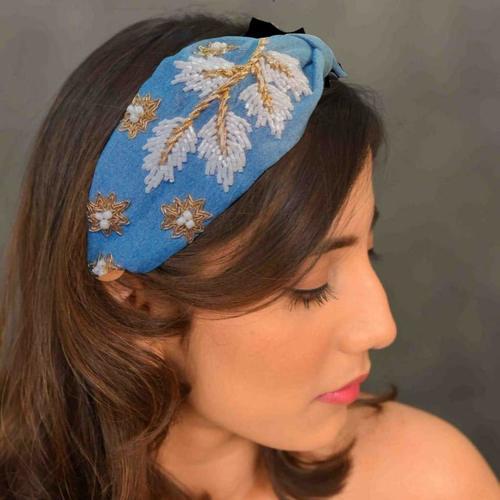 Florel Printed Head Band
