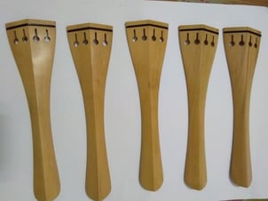 Wooden Cello Hill Tailpiece