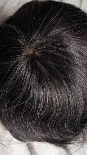 Mens Human Hair Wig