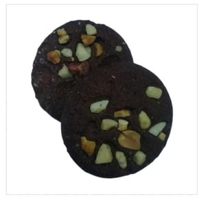 Tasty Chocolate Nuts Biscuits