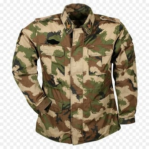 Polyester Camouflage Military Jackets