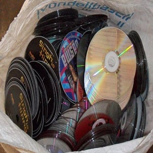 PC CD Scrap for Casting