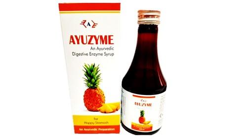 Ayuzyme Digestive Syrup