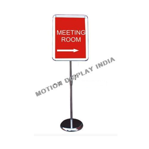 Display Metal Poster Stand