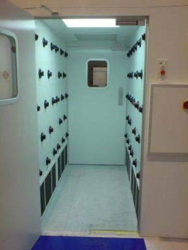 Hospital High Air Shower