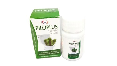 Piloplus Caps Herbal
