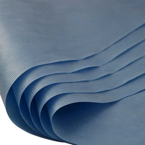 Blue Sterilization Wrapping Sheets
