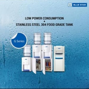 Stainless Steel Fully Automatic Water Dispenser