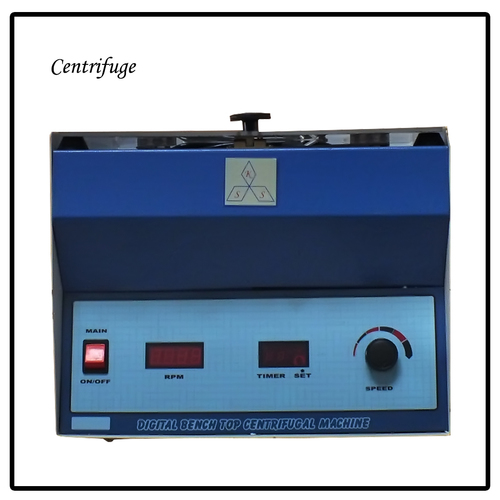 Laboratory Digital Bench Top Centrifugal Machine Certifications: Iso 9001:2015 Certification
