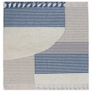 Smooth Finish Hand Woven Carpets