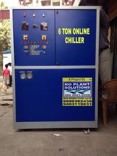 6 Ton Online Water Chiller