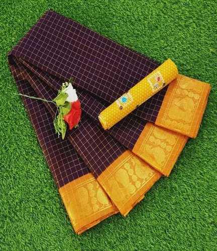 Printed Pure Chetty Nadu Cotton Sarees