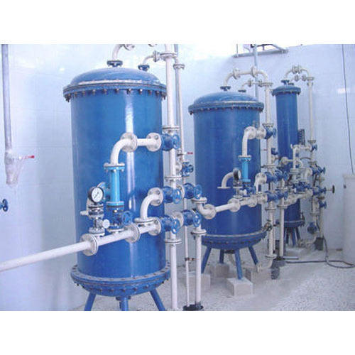 Dm Water Plant (Mineral Water Plant)