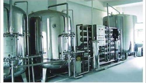 Optimum Mineral Water Treatment Plant