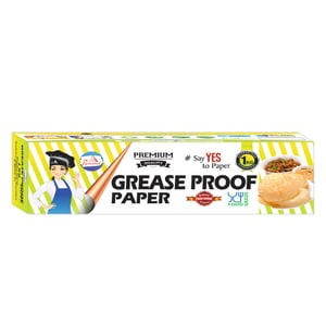 Pyramid Grease Proof Paper Roll 1Kg
