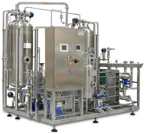 Stainless Steel Soda Water Plant