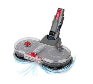 Electric Cleaning Mop Head For Dyson V7, V8, V10, V11 Wireless Vacuum Cleaner