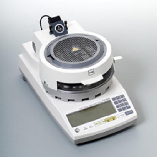 Kett Fd800 A   Dual Control Moisture Determination Balance