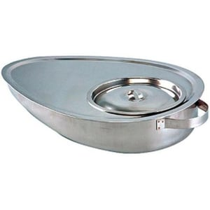 Stainless Steel Hospital Bed Pan