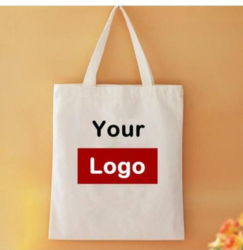 Customized Promotional Canvas Bag
