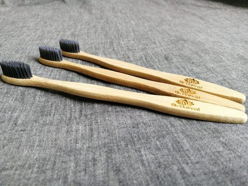 Eco Friendly Disposable Bamboo Toothbrush