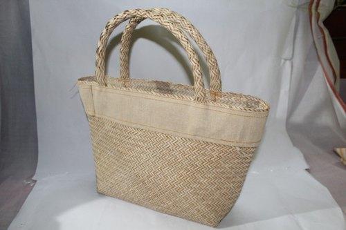 Natural Color Rattan Bags