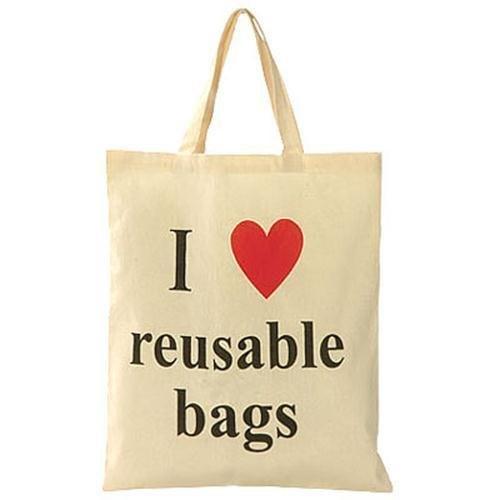 Reusable Cotton Grocery Bag