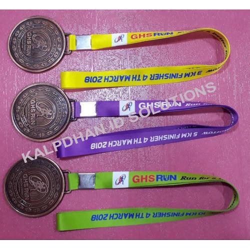 Customized Medal Printed Lanyard