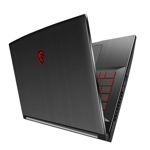 GF63-266 10th Generation Core i7-10750H GTX1650Max-Q Gaming Thin Notebook (MSI)