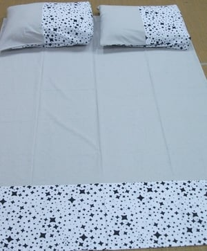 Smooth Finish Linen Bed Sheet