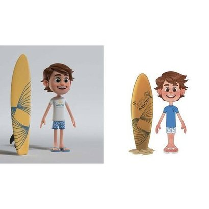 2D And 3D Animation Services